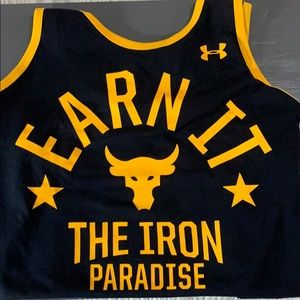 Under Armour Rock collection Muscle shirt